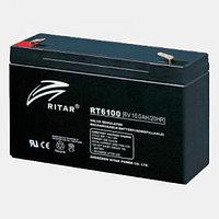 Аккумулятор   6V  9AH Ritar RT690, 151x34x94