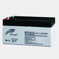 Аккумулятор 12V   1.3AH Ritar RT1213, 97x43x58