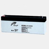 Аккумулятор 12 В 2.3 А·ч Ritar RT1223, 177х35х65
