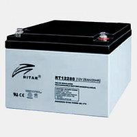 Аккумулятор 12В 28Ач Ritar RT12280, 166x175x125