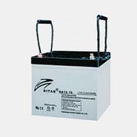 Аккумулятор 12V  75AH Ritar RA12-75, 260x169x210