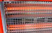 Обогреватель кварцевый инфракрасный напольный SS-45 (1,6 кВт), фото 5