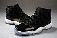 Nike Air Jordan 11 Generation высокие баскетбольные кроссовки черные