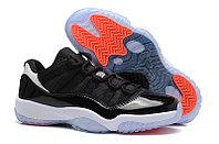 Nike Air Jordan 11 low Concord баскетбольные кроссовки
