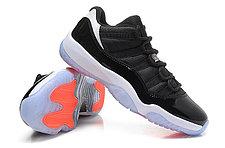 Nike Air Jordan 11 low Concord баскетбольные кроссовки , фото 2