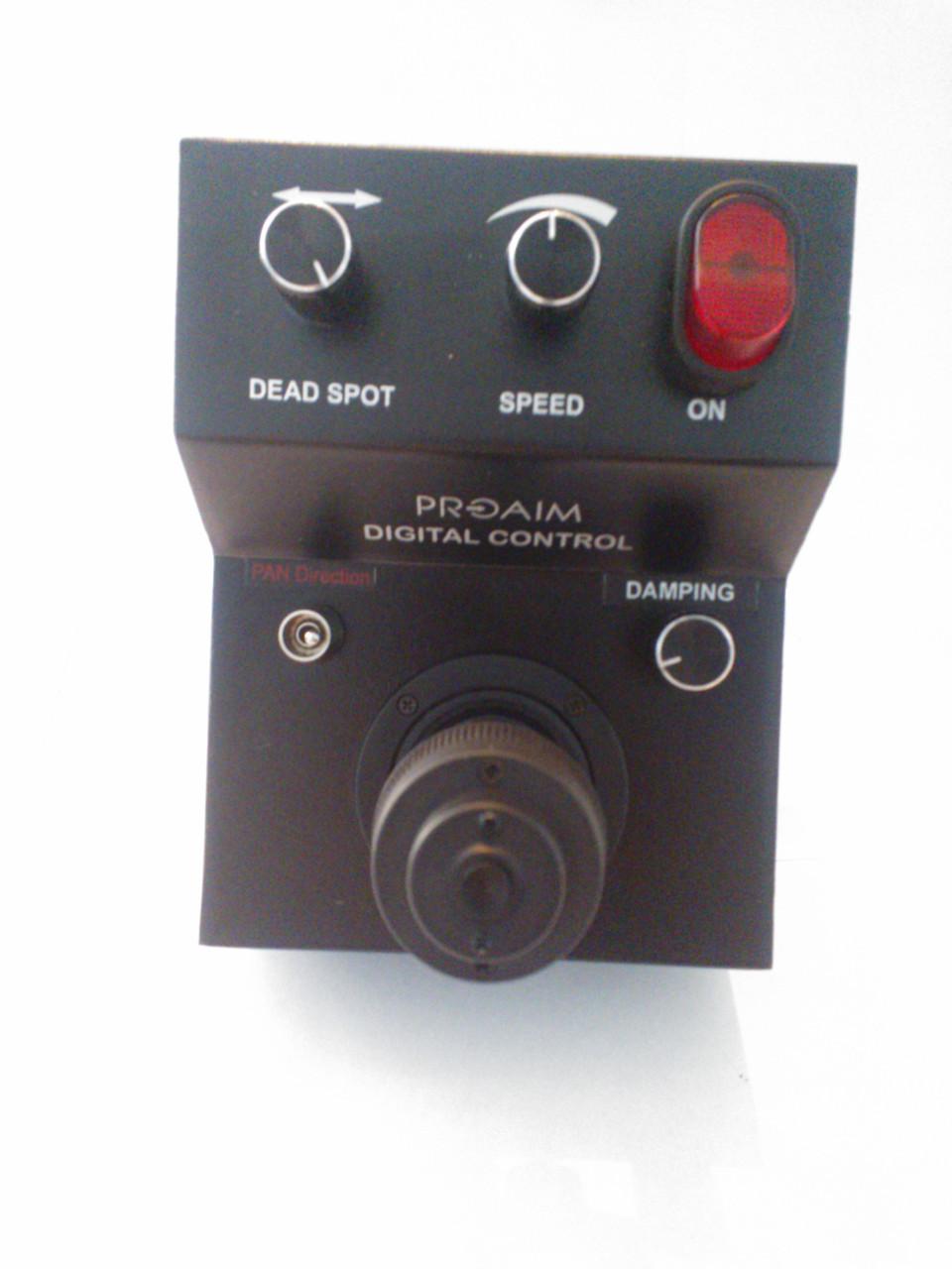 Пульт управление PROIAM без  кабеля питание для Панорамных головок PROIAM