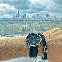 Часы Diablo Silver Black, фото 4