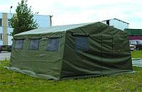 Армейская палатка на 20 человек