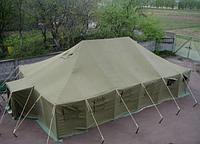 Армейская палатка на 40 человек, фото 1