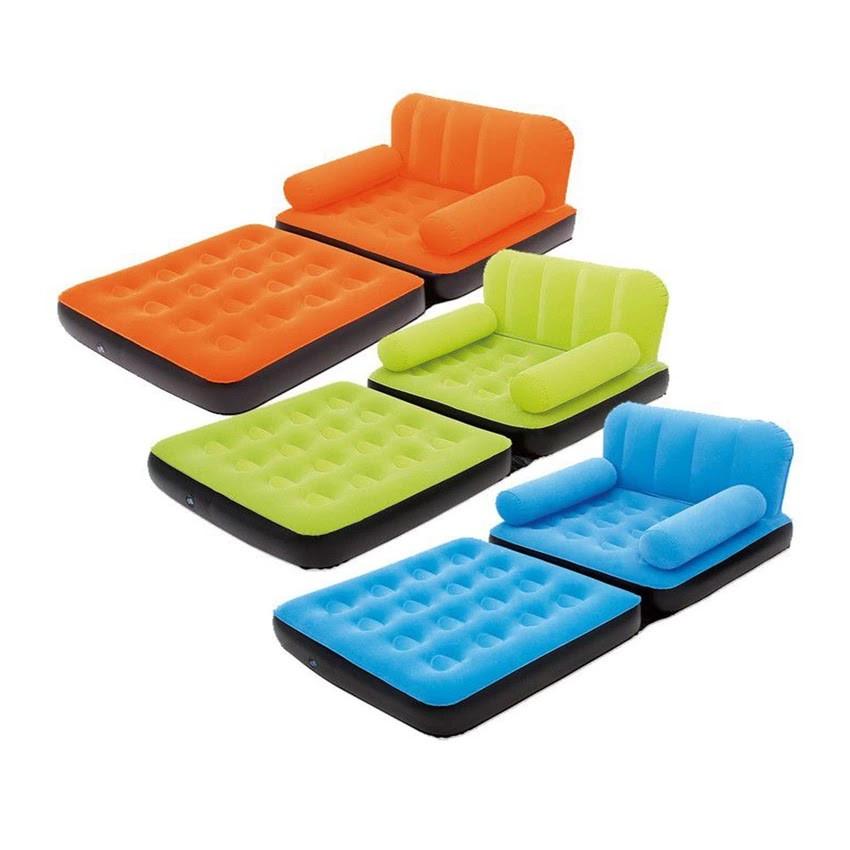 Надувное Кресло-кровать трансформер  Bestway 67277