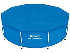 Тент BestWay 58036, для каркасных бассейнов 305см