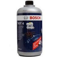 Тормозная жидкость BOSCH Brake Fluid DOT 4  1литр