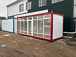 Торговый киоск, цветочный киоск, торговый павильон 6,0*2,4*2,6м, фото 2
