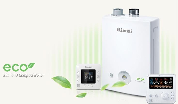 Котел газовый настенный RINNAI RBK-197RTU
