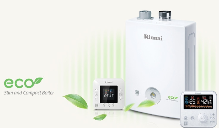 Котел газовый настенный RINNAI RBK-297 RTU