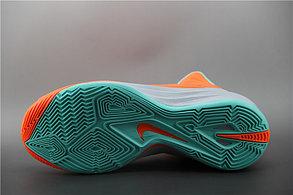 Баскетбольные кроссовки Nike Lunar Hyperdunk 14 ( XIV ) оранжевые, фото 2