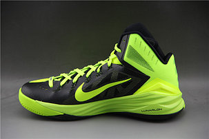 Баскетбольные кроссовки Nike Lunar Hyperdunk 14 ( XIV ) желтые, фото 2