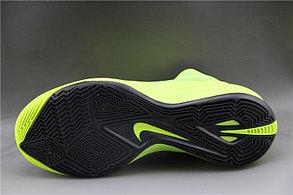 Баскетбольные кроссовки Nike Lunar Hyperdunk 14 ( XIV ) желтые, фото 3
