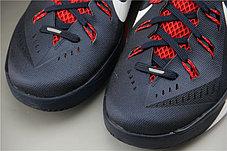 Баскетбольные кроссовки Nike Lunar Hyperdunk 14 ( XIV ) черно-красные, фото 3