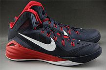 Баскетбольные кроссовки Nike Lunar Hyperdunk 14 ( XIV ) черно-красные, фото 2