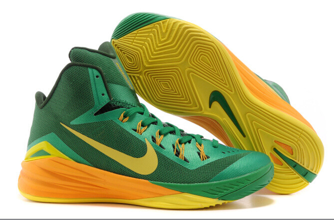Nike Lunar Hyperdunk 14 ( XIV ) зеленые
