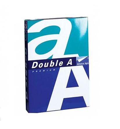 Бумага Double A, А4, 80 гр/м2, 500 листов в пачке, цена за пачку