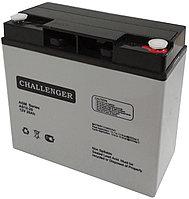 Аккумулятор Challenger AS12-20 (12В, 20Ач)