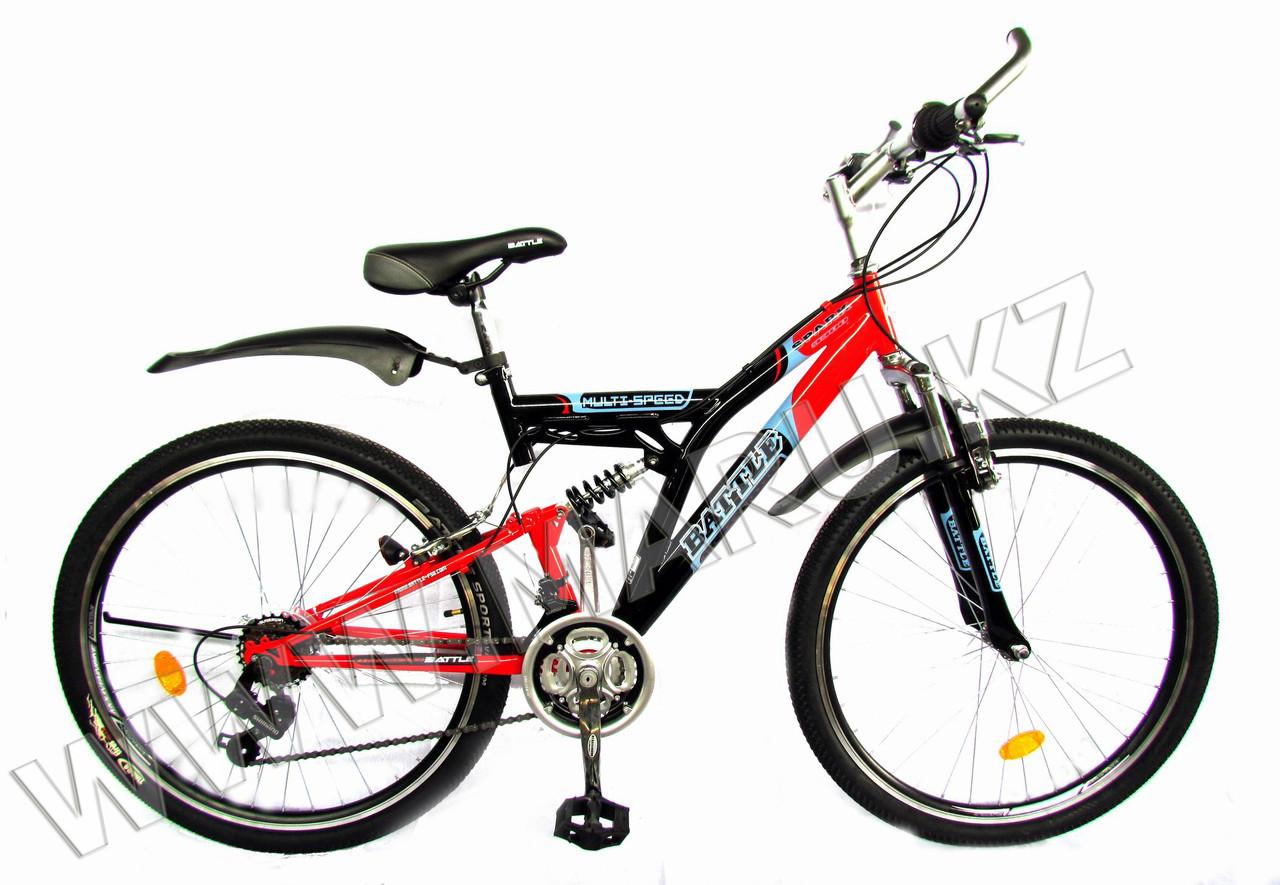 Велосипед BATTLE SPARK 3300