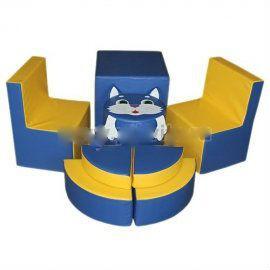 «Котик» комплект мягконабивной мебели