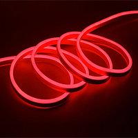 """Гибкий светодиодный """"Флекс Неон"""" 8*16 мм - бухта 100 метров, 11 000 диодов, красный свет"""