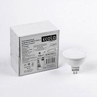 Лампа светодиодная Ecola Light, MR16, 7 Вт, GU5.3, 4200 K, 48x50 мм, матовое стекло (комплект из 4 шт.)