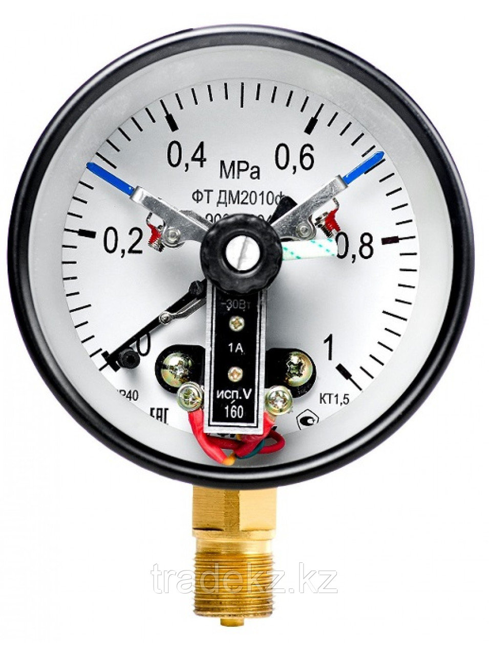 ДМ2010Ф манометр электроконтактный