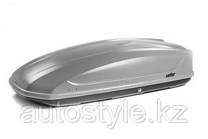 Автомобильный бокс KOFFER 440L серый матовый