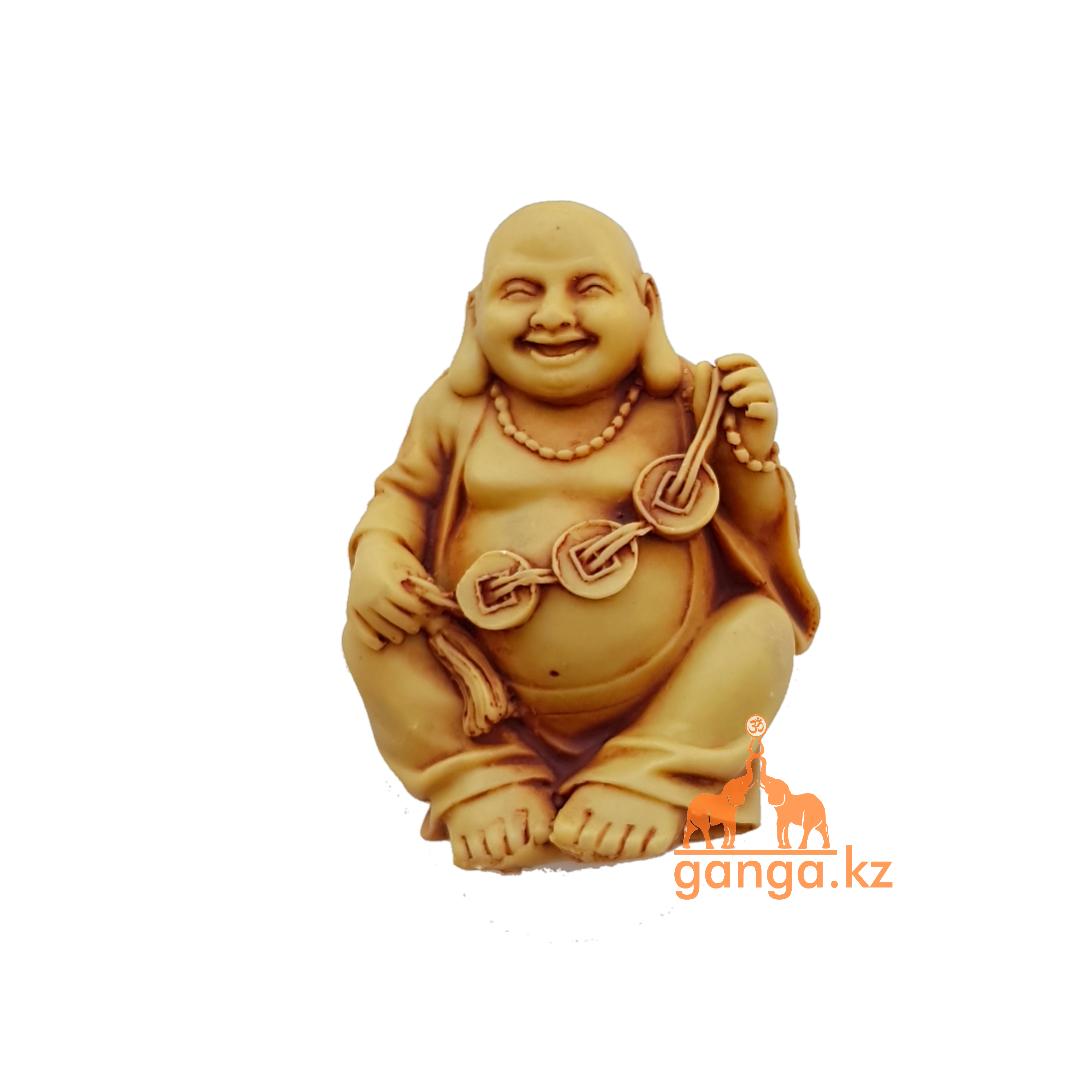 Магнит Смеющийся Будда (Хотей)