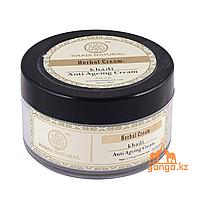 Крем для лица Антивозрастной (KHADI Anti-ageing Cream), 50 г.