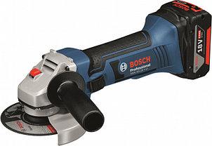 Аккумуляторная угловая шлифмашина Bosch GWS 18-125 V-LI (060193A30B), фото 3
