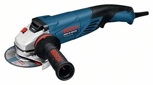 Угловая шлифовальная машина Bosch Professional GWS 15-125 CIH (0601830222), фото 2