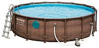 Каркасный бассейн Bestway 56725 488х122