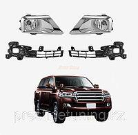 Противотуманные фары OEM style для Toyota Land Cruiser LC200 2016-