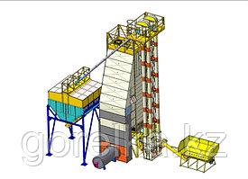 Зерноочистительно-сушильный комплекс ЗСК-10