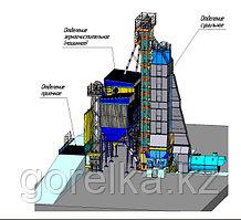 Зерноочистительно-сушильный комплекс ЗСК-30