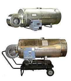 Теплогенераторы на жидком топливе