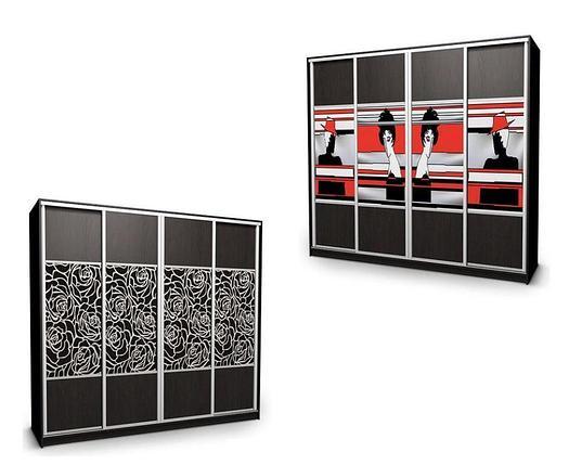 Встроенный шкаф ЛДСП, фото 2