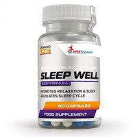 Sleep Well,  60 капсул, West Pharm