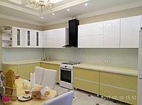 Скинали, кухонный фартук или стеклянные панели для кухни