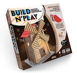 """Конструктор из изолона """"Build'n'Play: Мельница"""""""