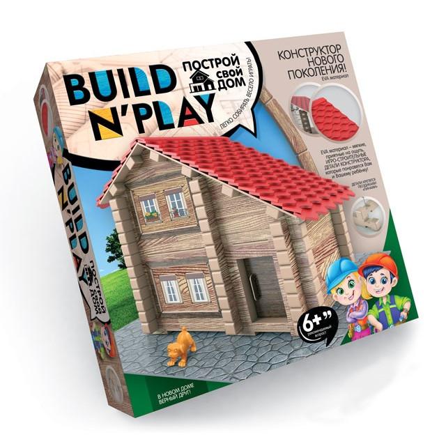 "Конструктор из изолона ""Build'n'Play: Коттедж"""