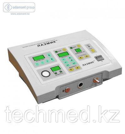 Многофункциональная лазерная физиотерапевтическая система для медицины Лазмик, фото 2
