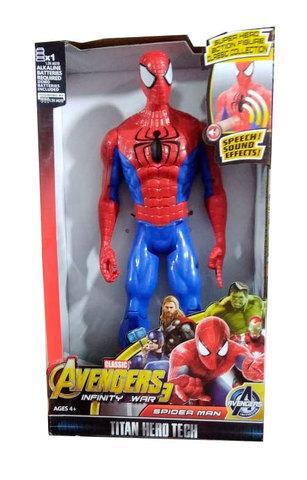 Игрушка-фигурка супергероя «Мстители» AVEBGERS2 HAOWAN (Человек-паук)
