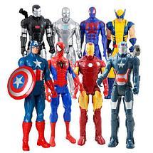 Игрушка-фигурка супергероя «Мстители» AVEBGERS2 HAOWAN (Железный человек), фото 2